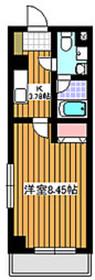 地下鉄赤塚駅 徒歩7分1階Fの間取り画像