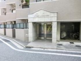 ガーラ桜台エントランス