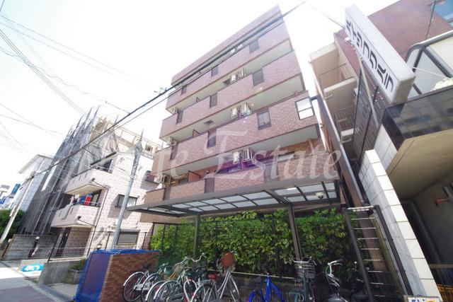 エクセレント関目山崎マンションの外観