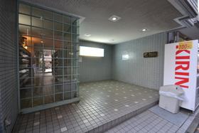 桜上水駅 徒歩4分エントランス
