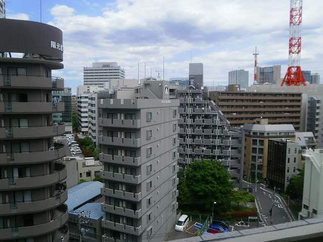 イーリス浅間町景色