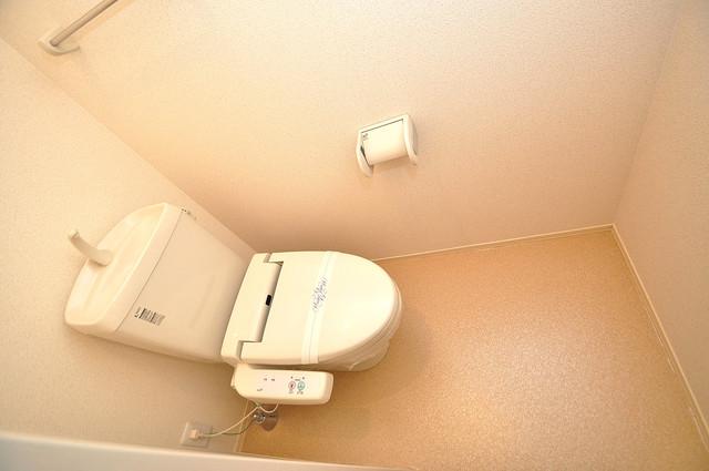 エクレール上小阪 スタンダードなトイレは清潔感があって、リラックス出来ます。