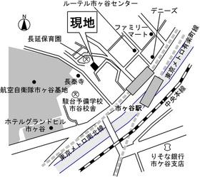 アリス館案内図