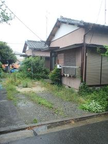 石川貸家 2エントランス