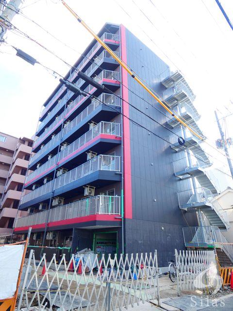 大阪市生野区桃谷5丁目の賃貸マンション