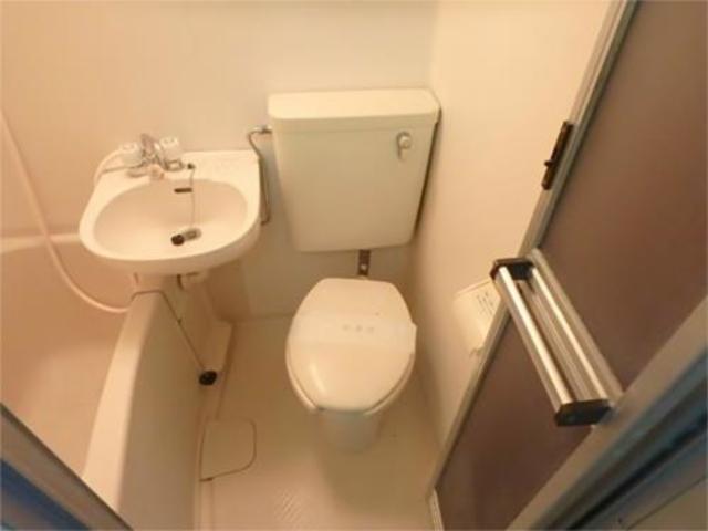 美樹ハイツトイレ