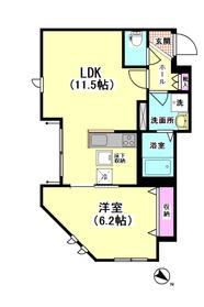 シャーメゾン・ルミエ 101号室