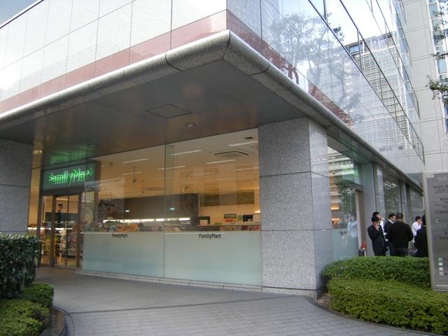 ファミリーマート曽根崎一丁目店