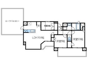 プレシス小田急相模原6階Fの間取り画像