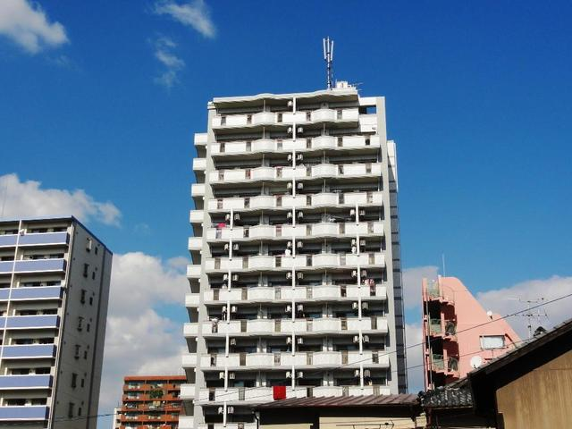 ライオンズマンション熊本中央の外観画像