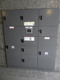 三田駅 徒歩4分共用設備