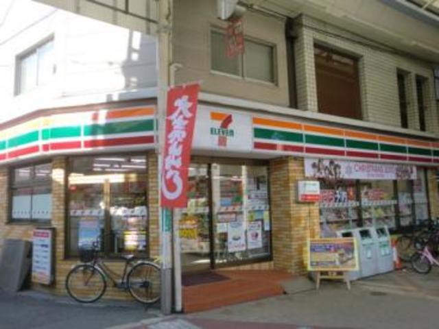 セブンイレブン三津屋店