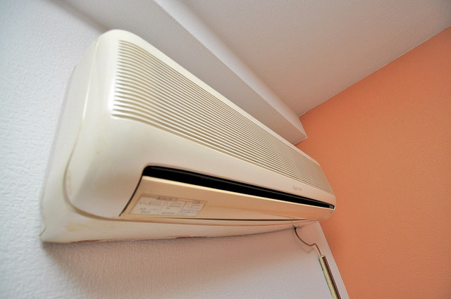 フローラ ラポルテ エアコンが最初からついているなんて、本当に助かりますね。