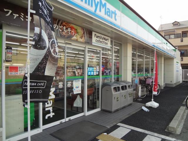 タケハウス5 ファミリーマート東大阪大蓮南店