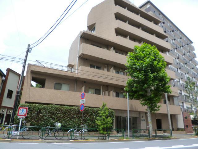 スカイコート新宿落合南長崎駅前の外観画像