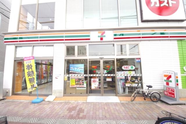 セブンイレブン地下鉄蒲生4丁目駅前店