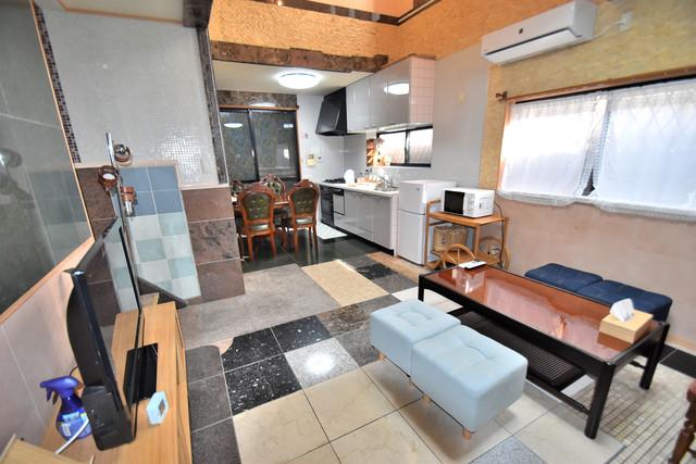 高井田元町2-11-15貸家 ゆったりくつろげる空間からあなたの新しい生活が始まります。