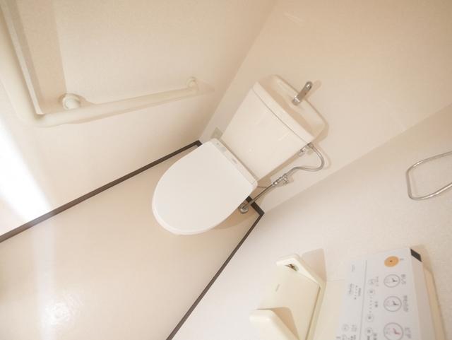 羽黒壱番館トイレ