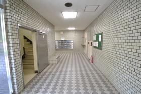 目黒駅 徒歩4分エントランス