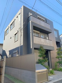 GRAPHITE HOUSEの外観画像