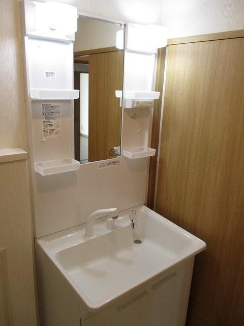 レジデンス二俣川第3洗面所
