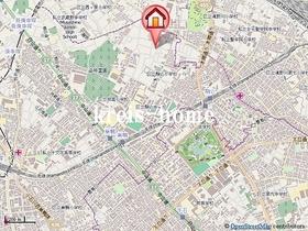(仮称)駒込6丁目レジデンス案内図