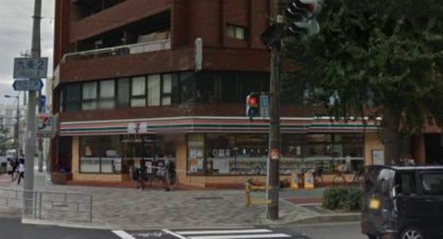 セブンイレブン大阪九条南2丁目店