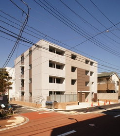 2014年築の築浅マンション。