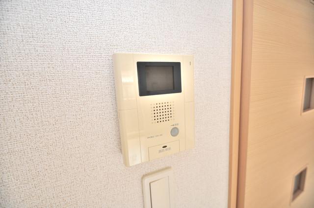 巽北ロイヤルマンション モニター付きインターフォンでセキュリティ対策もバッチリ。
