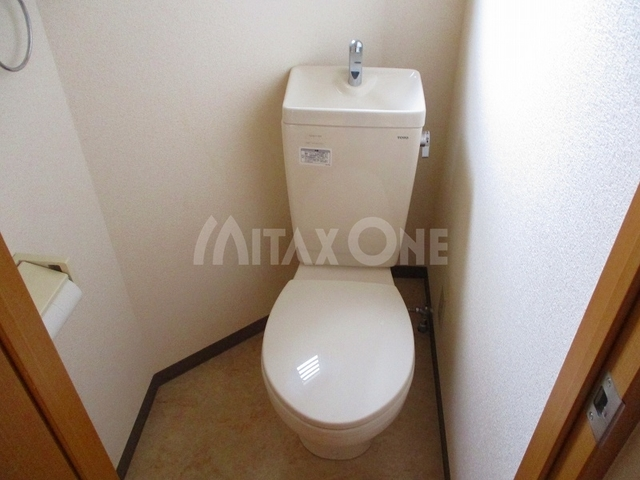 稲城蔵ビルトイレ