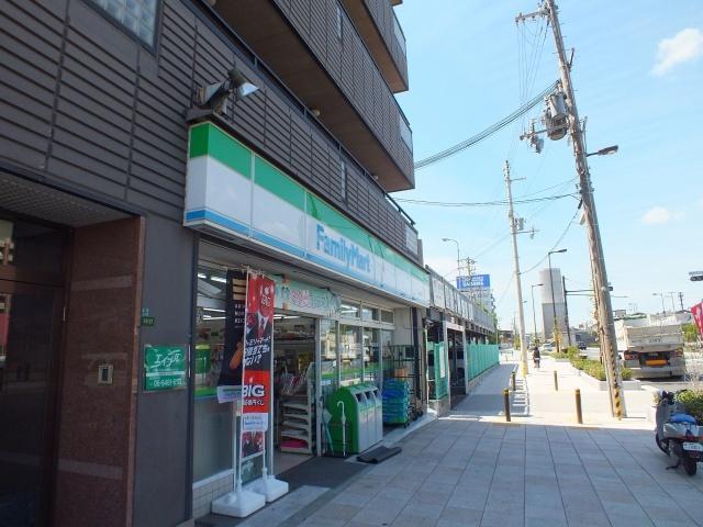 ファミリーマート堀田此花店