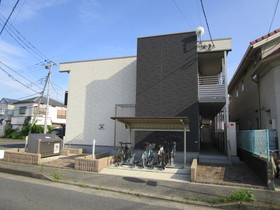 本厚木駅 バス17分「睦合東中学校入口」徒歩4分の外観画像
