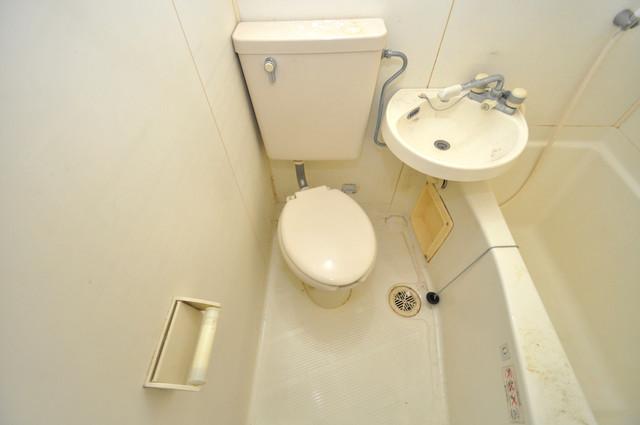 MINTIA北巽 シャワー1本で水回りが簡単に掃除できますね。