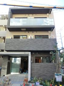 ダン・ラベニール北新宿の外観画像