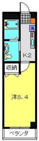 フレシール・マツダ1階Fの間取り画像