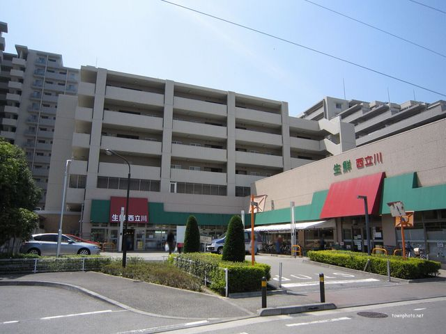プルメリア(東町)[周辺施設]スーパー