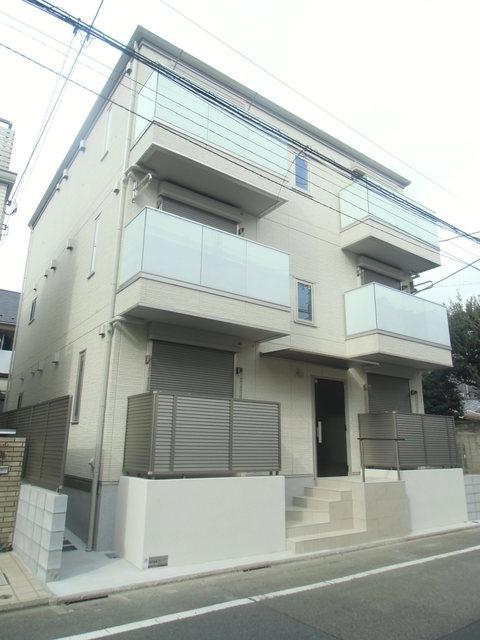D-room目黒本町外観