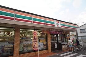 セブンイレブン鶴見江ケ崎店
