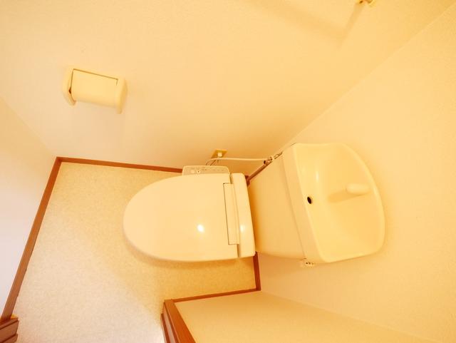 フォレスタAトイレ