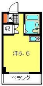 YTビル3階Fの間取り画像