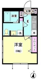 レジデンス大井町 103号室