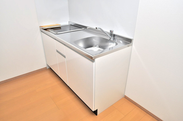 F maison MARE(エフメゾンマーレ) システムキッチンなので広々使えて、お料理もはかどります。