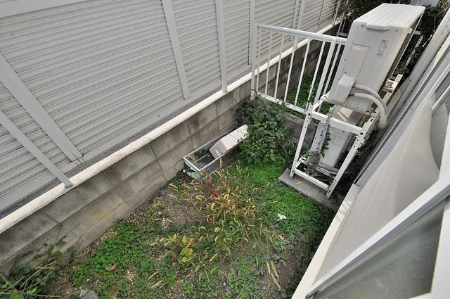 エステートピアイシイ 賃貸では希少な庭付き物件です。