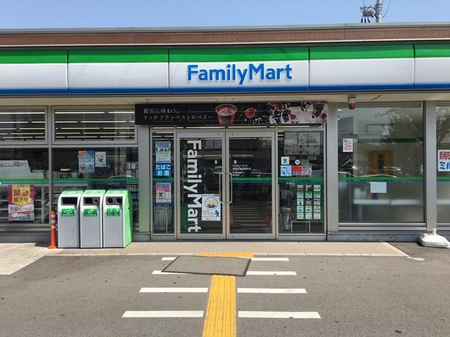 ファミリーマート堺百舌鳥陵南町店