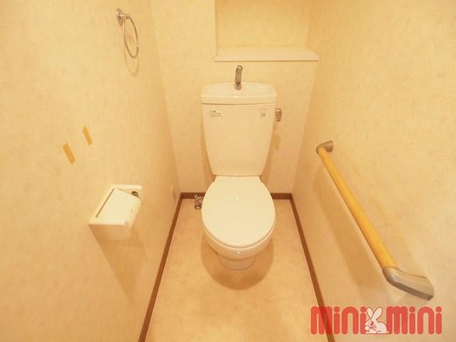 プレステージⅢトイレ