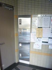 スカイコート高田馬場第2エントランス