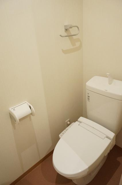マイヨ・ジョーヌ中野トイレ