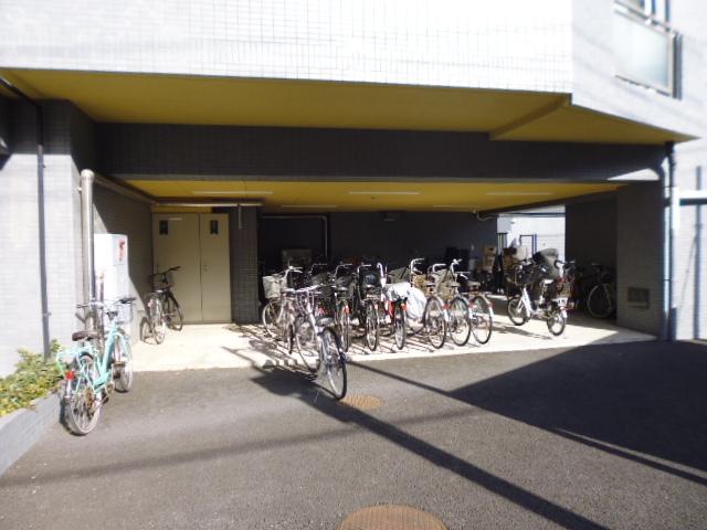 成増駅 徒歩16分共用設備