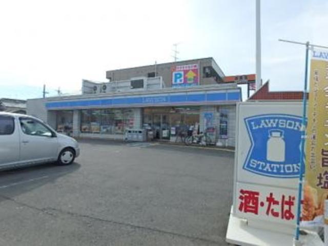 ローソン泉大津北豊中町店