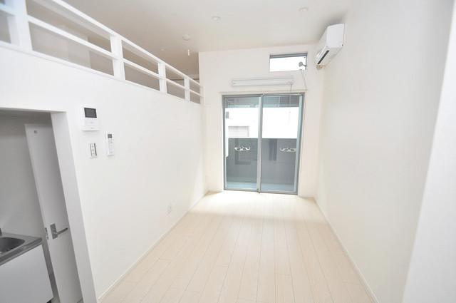 Lazward HigashiOsaka  シンプルな単身さん向きのマンションです。